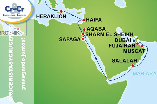 """► Norwegian Cruise Line lanza su promoción """"Descuentos de Primavera"""""""