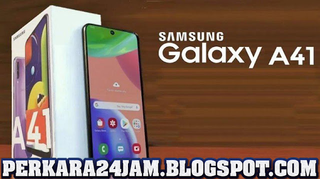 Tanda Tanda Smartphone Samsung Seri A41 Segera Di Rilis
