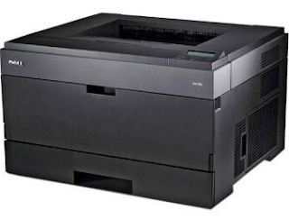 The printer works quietly and with a standard 250-sheet cassette and a special media slot for 50 sheets of plain paper enough paper for normal use