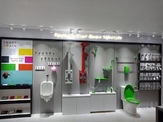 tips membuat kamar mandi minimalis, germany briliant sanitary wear review, review jujur penggunaan GB