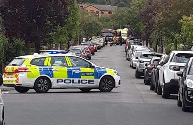 Motorcyclist in life-threatening condition after Beckenham crash