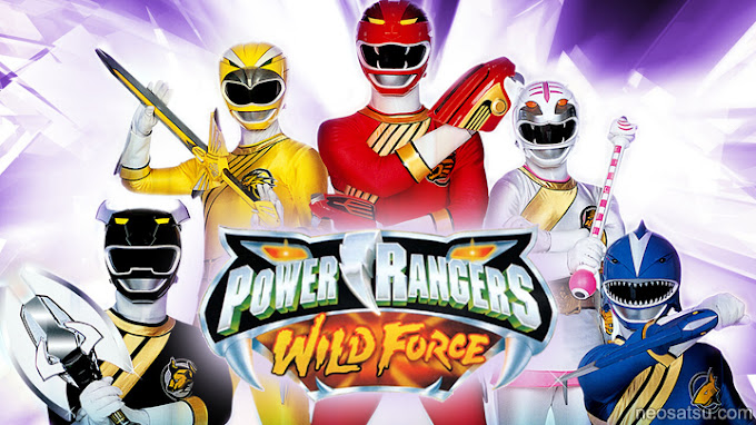 Power Rangers Wild Force Batch Subtitle Indonesia