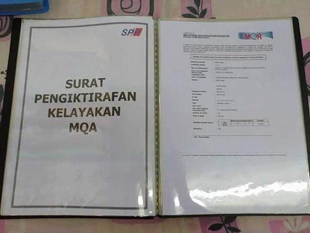 cara susun folder resume dan sijil dengan betul