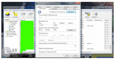 Cara Setting Download Menggunakan Psiphon Agar Jalan / Berfungsi
