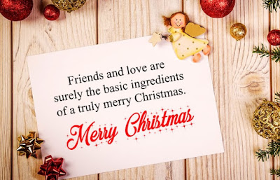 Wish You Merry Christmas and Happy New Year 2020
