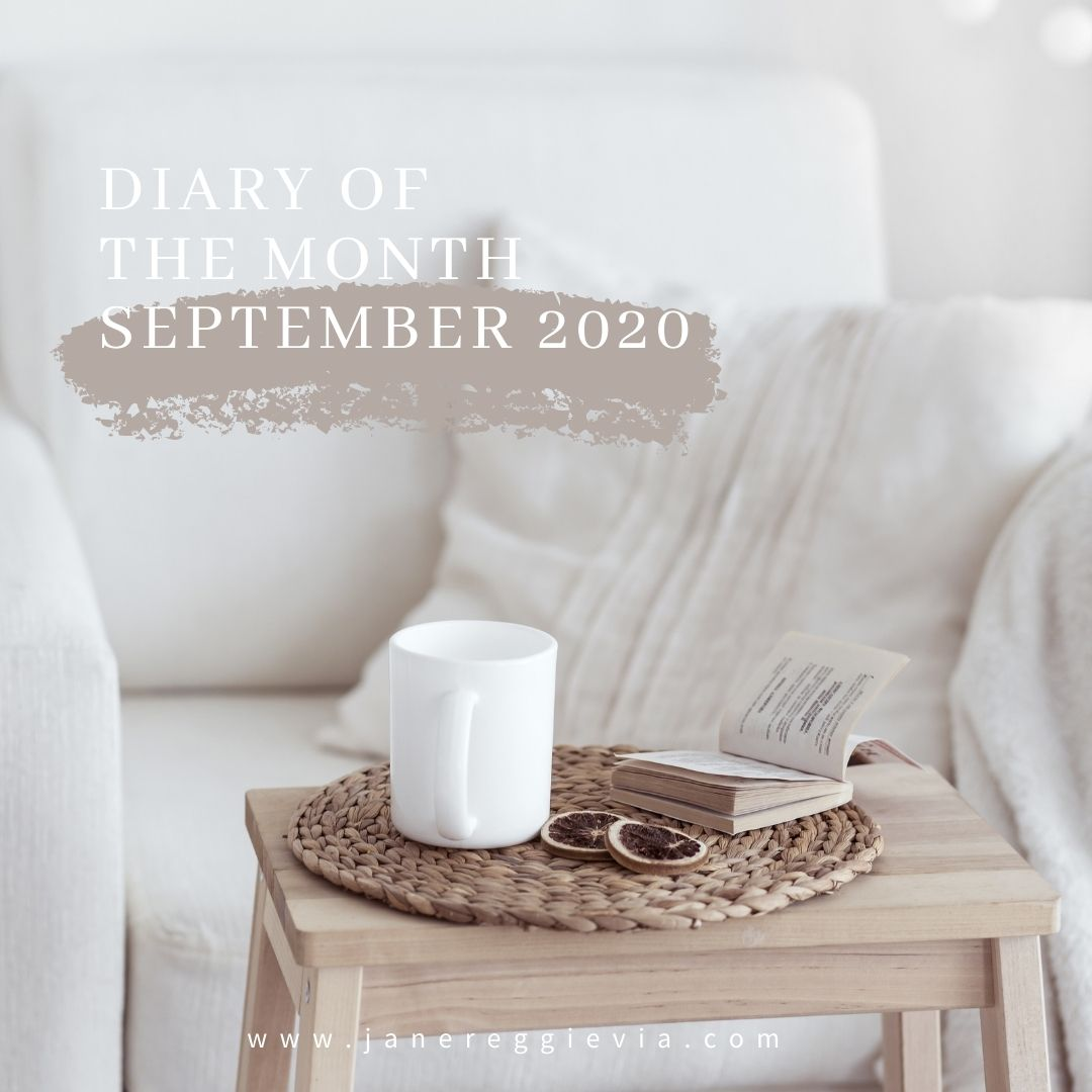 Diary of The Month: September 2020