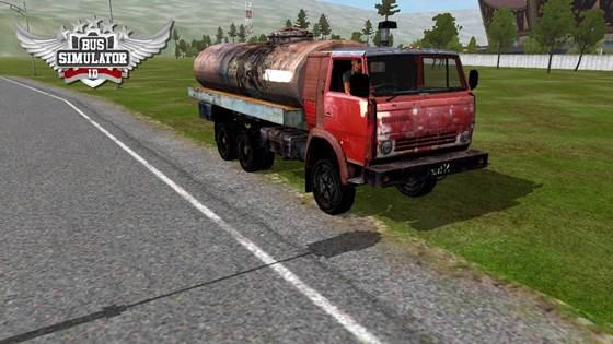 Mod Truck Tua Tangki