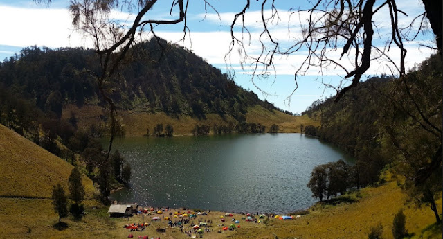 Danau Ranu Kumbolo, Kawasan Beristirahat Dikala Mendaki Gunung Semeru