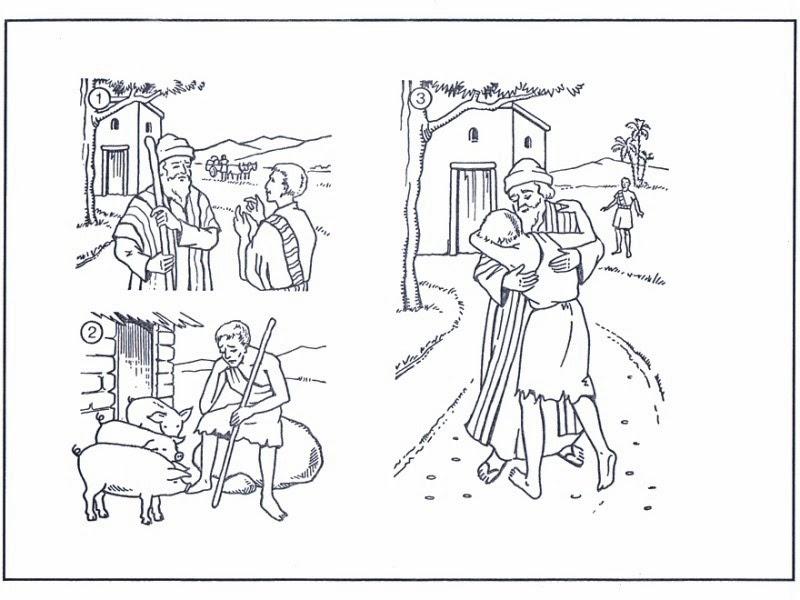 Imagenes Cristianas Para Colorear Dibujos Para Colorear De El