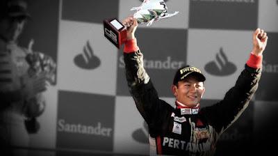 Rio Tampil di F1, Ini Sejarah Untuk Indonesia