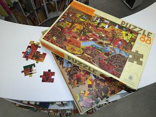 """""""Jesień w lesie"""" puzzle - recenzja"""