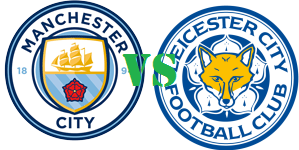 BOCORAN BOLA MANCHESTER CITY Vs LEICESTER CITY