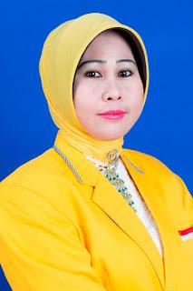 Syarifah Diprediksi Duduk Kembali Sebagai Anggota DPRD Dumai