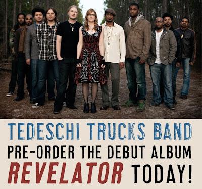 Tedeschi Trucks Band Revelator : safety break tedeschi trucks band revelator ~ Hamham.info Haus und Dekorationen
