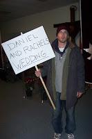 Daniel and Rachel's Wedding