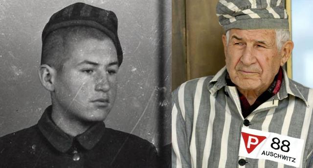 Muere Sigmund Sobolewski, el prisionero número 88 de Auschwitz