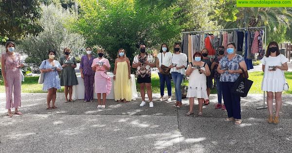 Finaliza la I edición del Taller de Costura organizado por el Ayuntamiento de Los Llanos de Aridane para personas desempleadas