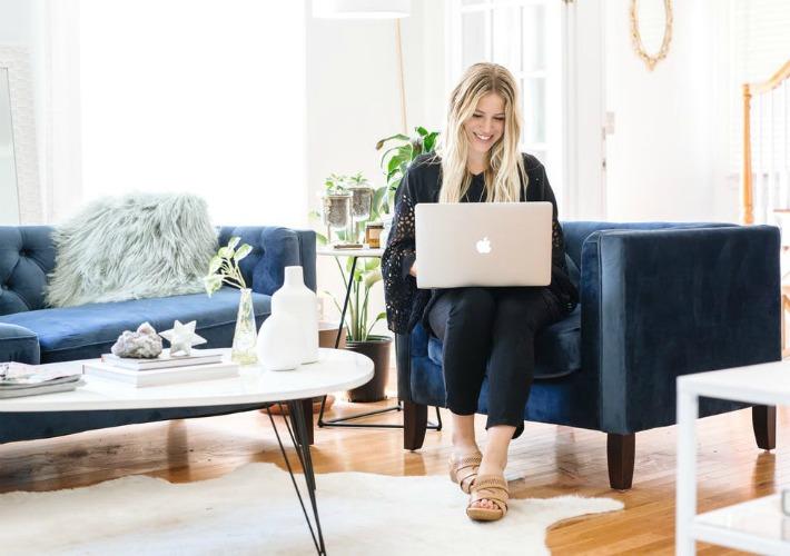 Hometour por la casa de una blogger de moda