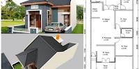 17 Desain Rumah Minimalis Modern 3 Kamar Tidur Paling Bagus