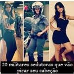 20 militares sedutoras que vão pirar seu cabeção