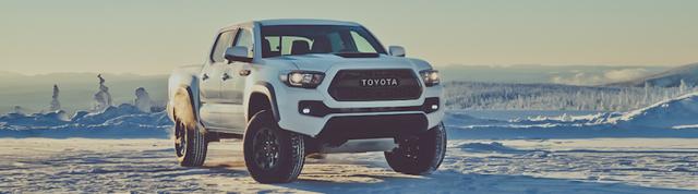 2018 Toyota Tacoma TRD Pro Exterior