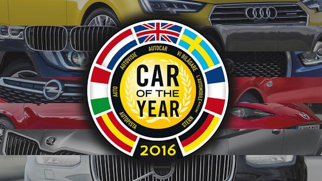Car Of The Year – Yılın Otomobili 2016