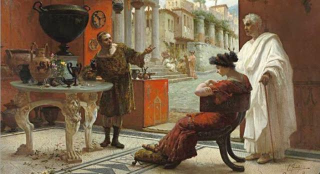 Patria potestad y Derecho romano de Justiniano