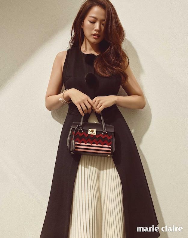 Chun Woo Hee, Chun Woo Hee  Marie Claire, Chun Woo Hee 2016