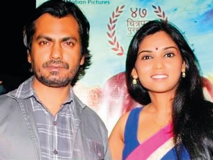 Nawazuddin Siddiqui's Wife Want Divorce From Husbant,,