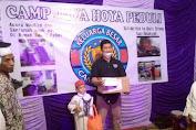 Alumni Camp Java 67 Basis Hoya 25 Peduli Yatim dan Dhuafa