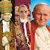 Os Papas que aprovam e recomenda a Total Consagração