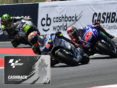 Lyoness Cashback World MotoGP card