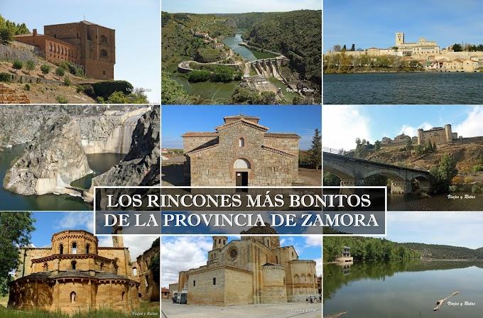 Los rincones más bonitos de la provincia de Zamora
