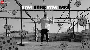 STAY HOME STAY SAFE LYRICS ACE AKA MUMBAI