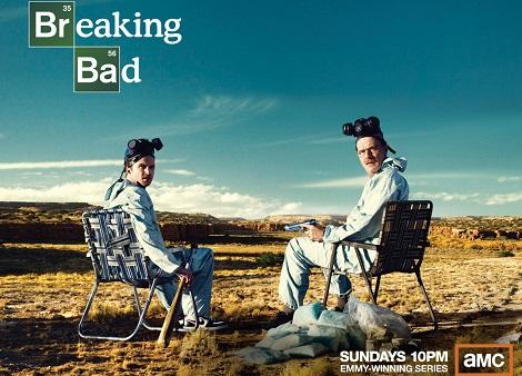 Download Breaking Bad (2009) S02 English 720p + 1080p Bluray ESub