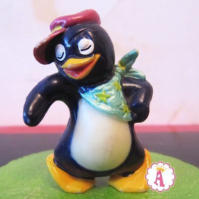 Пингвины в Киндер Сюрприз 1994 года