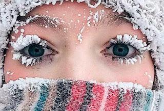 أبرد المدن في روسيا