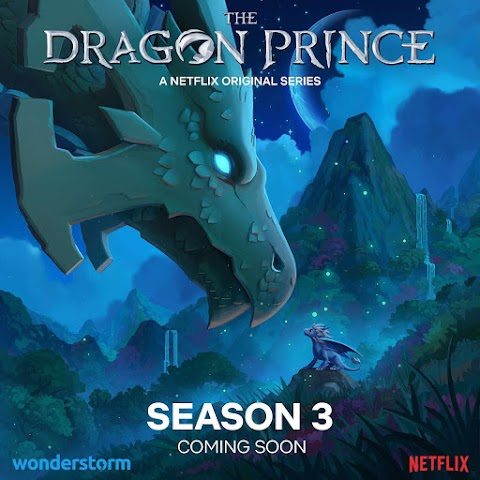 Dragon Prince Season 3 (2019) 720p WEB-DL Dual Audio(Hindi+ English) | Netflix Webseries