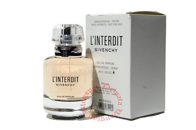 GIVENCHY L'Interdit Eau De Parfum Tester Perfume
