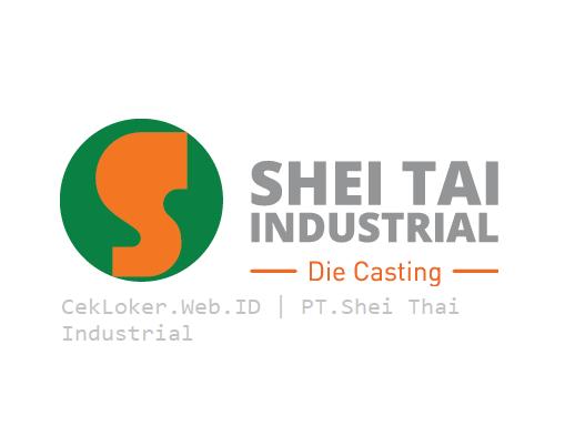 Info Lowongan Pabrik Otomotif Cikarang PT.Shei Tai Industrial