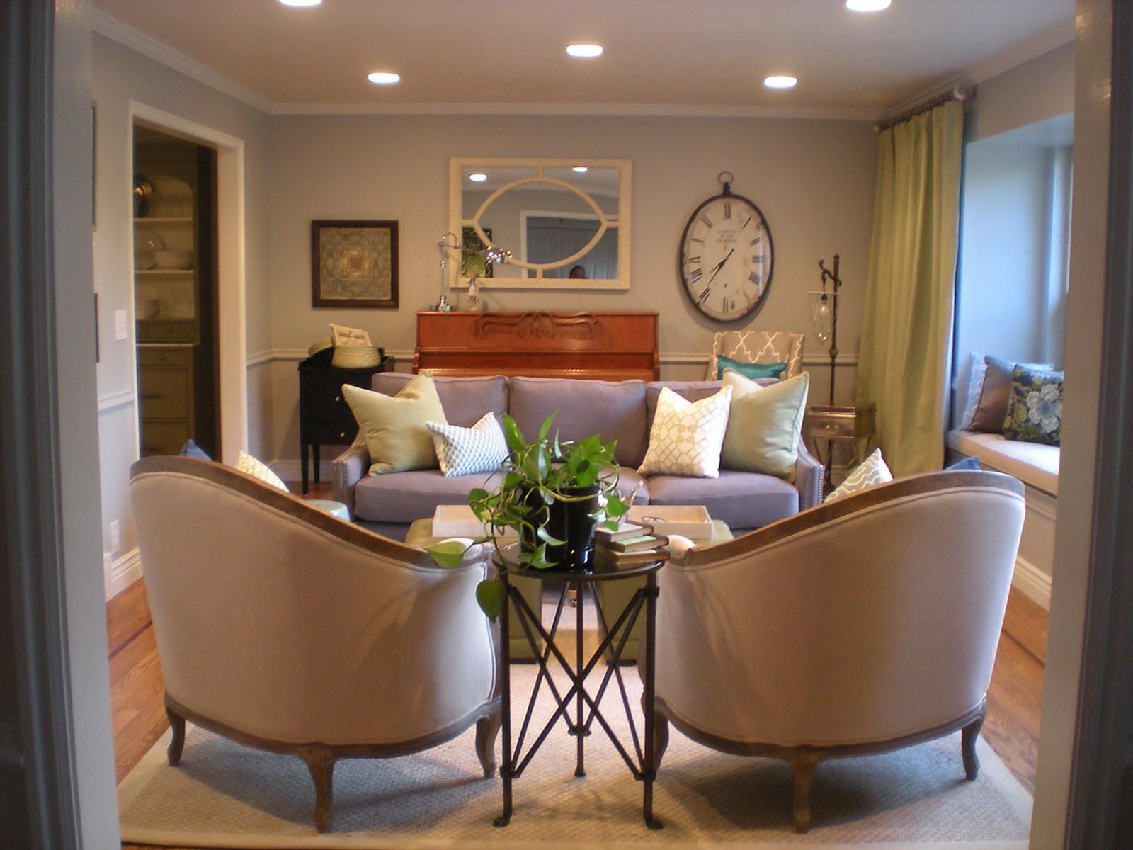design dump before  after formal living room dining