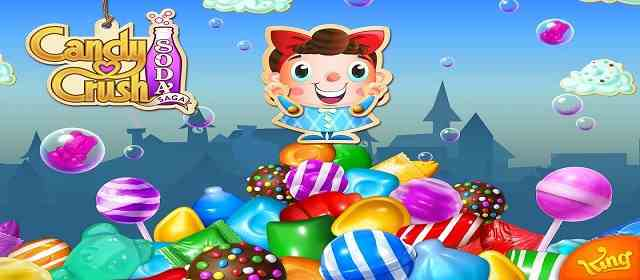 Candy Crush Soda Saga Modlu v1.146.6 Hileli Apk indir