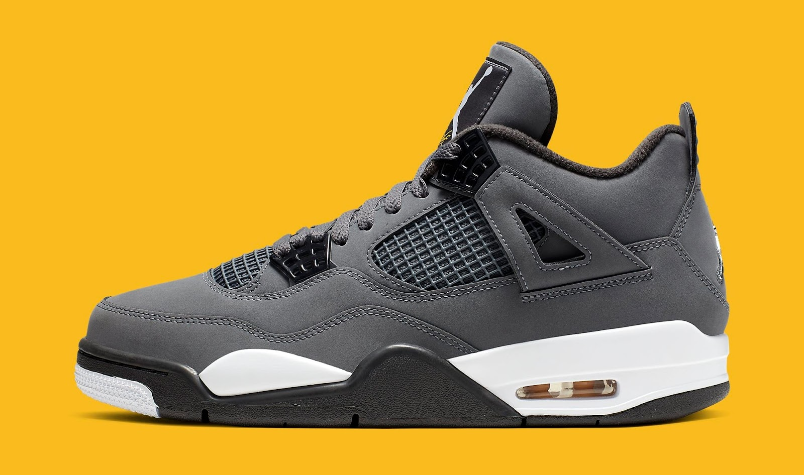 detailed look eb9f6 778c9 Swag Craze: First Look: Nike Air Jordan 4 - 'Cool Grey'