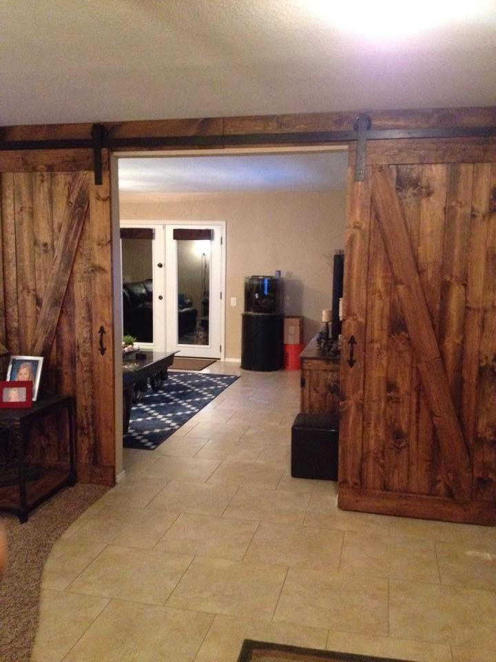 Arizona Barn Doors March 2014