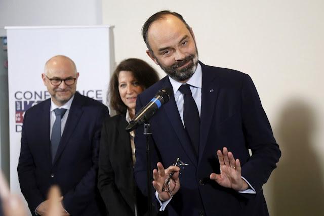 Dianggap Lakukan Kebohongan terkait Corona, Dokter Bersatu di Perancis Gugat Pemerintah