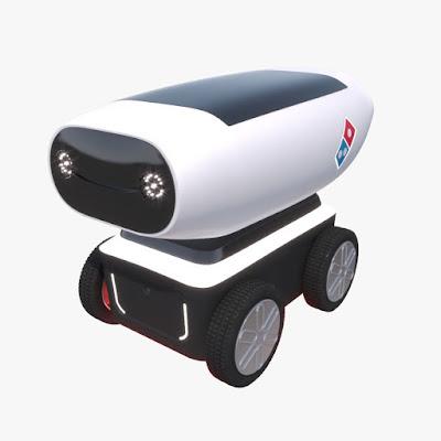 Domino's Robot Unit