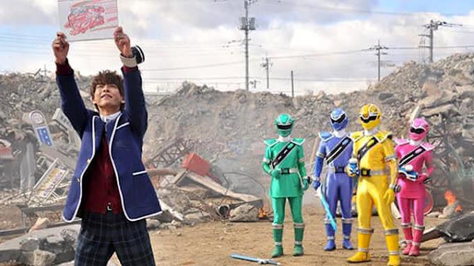 Mashin Sentai Kiramager Episode 1 Subtitle Indonesia