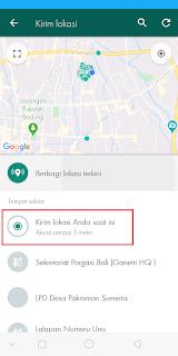 2 Cara Mengetahui Lokasi Seseorang Lewat Whatsapp di HP Secara Diam - Diam