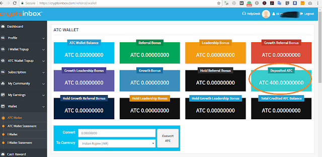 ATC Coin Online