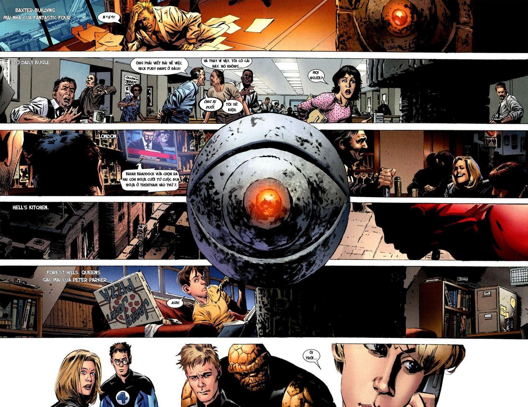 Ultimate Origin chap 3 trang 7